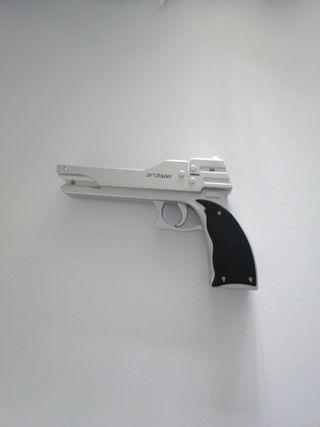 Pistola para Wii