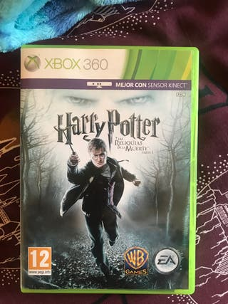 Juego xbox360 harry potter