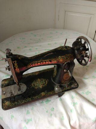maquina de coser vintage