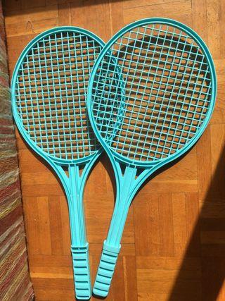 Raqueta de tenis niños iniciación