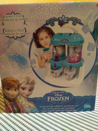 Maquina de granizados Frozen