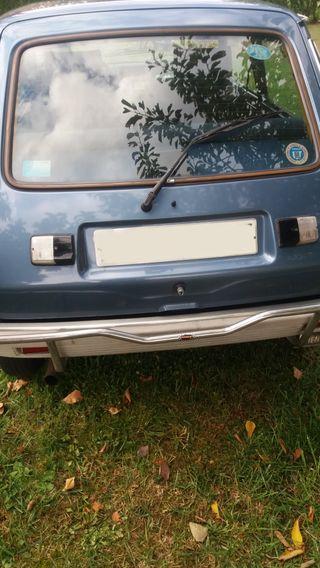 Renault 5gtl 1990