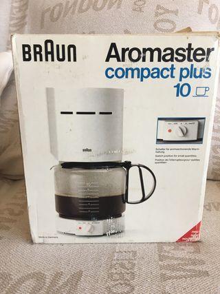 Cafetera Braun