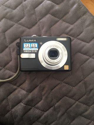 Cámara fotos Panasonic Lumix