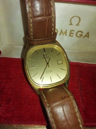 reloj Omega de ville caballero