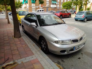 Mitsubishi Carisma(embrague roto)