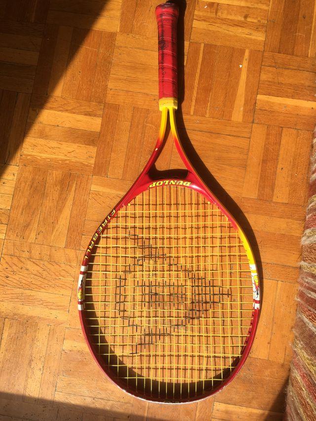 Raqueta de tenis Dunlop fireball 25