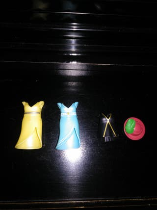 Playmobil vestidos