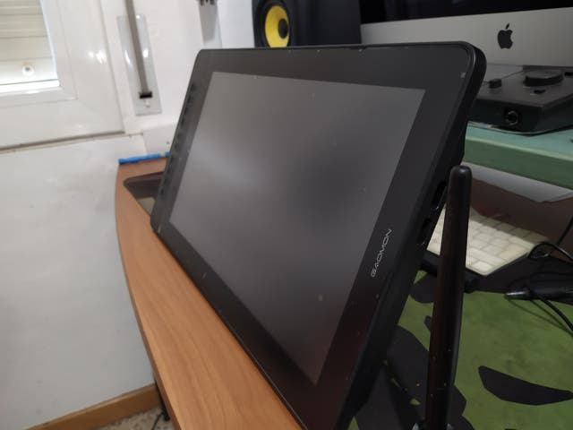 tableta grafica pantalla Gaomon pd 1560