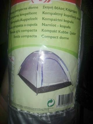 Tienda campaña iglu