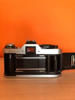 Canon AE-1 Program 50mm f/1.8