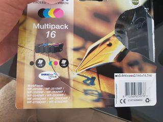 Tinta impresora Epson WF-2530 Series