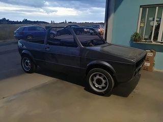 Volkswagen Golf Cabrio Gti 1986