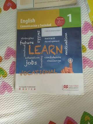 Libro de inglés de FP (primer curso)