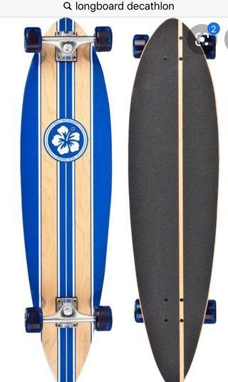 Se vende Patin Skate Longboard