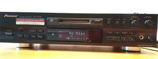 Grabador de Minidisc PIONEER Modelo MJ- D508