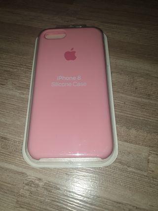 Funda Apple iPhone 8 rosa