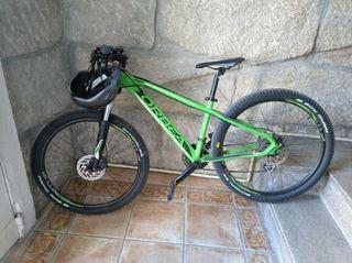 Bici Orbea MX 26 XC.