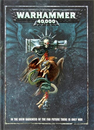 Reglamento warhammer 40000 8th