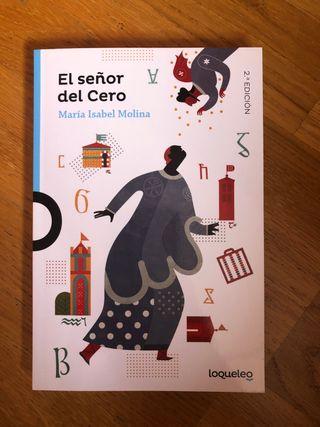 """Libro """" El señor del cero"""""""