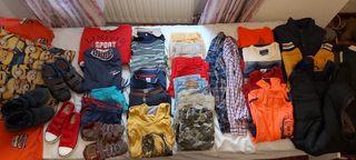 Gran lote ropa niño T8-10