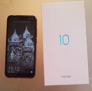 Honor 10 128GB verde Excelente camara, movil
