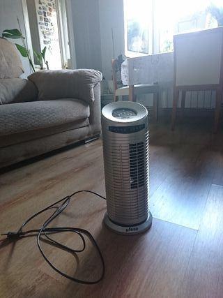 Calefactor/ventilador