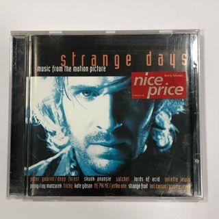 Banda sonora Strange Days Dias Extraños CD