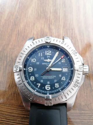 reloj breitling colt chronometre