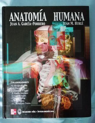 ANATOMÍA HUMANA - Juan G. Porrero, Juan M. Hurle