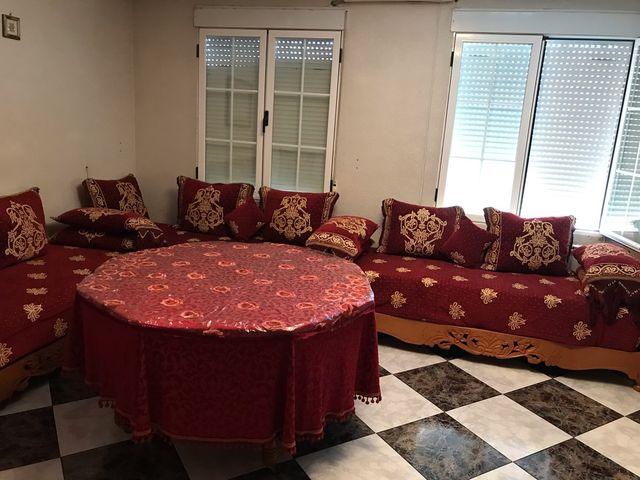 Salón arabe marroquí (tlamt) 120€