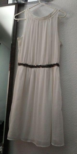 vestido fiesta de Zara