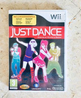 JUST DANCE 1 Wii