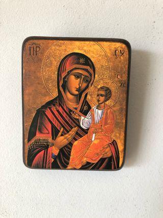 Cuadro estilo religioso 10 x 13 cm