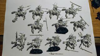 Jinetes Serpiente Warhammer