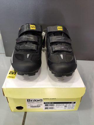 Zapatillas ciclismo mtb Mavic Pulse