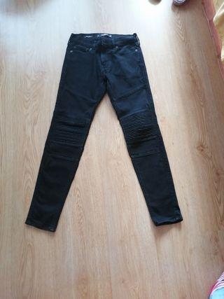 Pantalones skinny Hollister