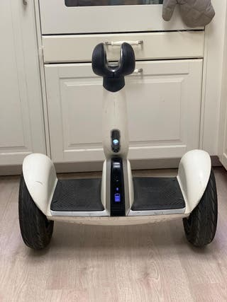 Patinete eléctrico Ninebot Plus Segway