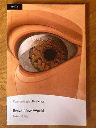Libro Brave New Word- Aldous Huxley