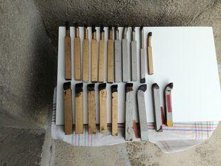 cuchillas para torno