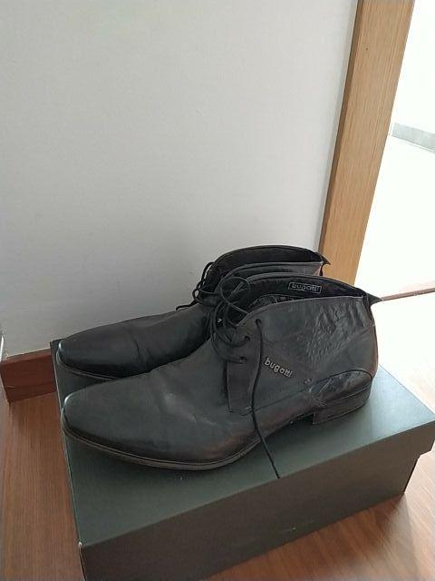 Zapatos de piel BUGATTI