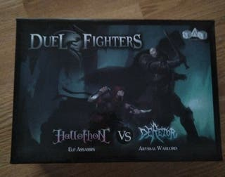 Duel Fighters scale