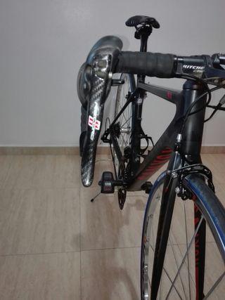 bicicleta Canyon ultimate cf slx campagnolo record