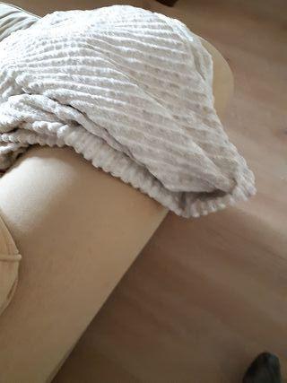 Manta sofá 1,16x 1 30 metros