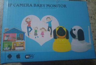 Camara vigila bebes