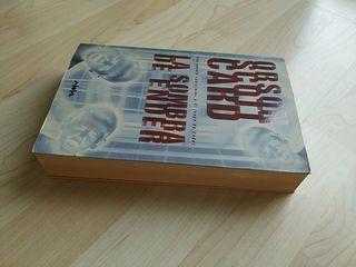 Libro de la saga de Ender