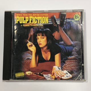 Banda sonora Pulp Fiction CD