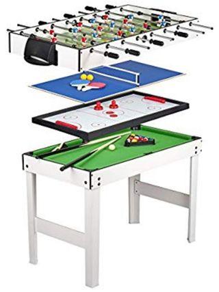 mesa multijuegos
