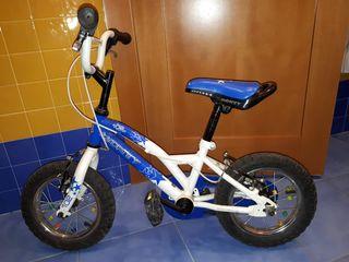 Bicicleta Monty.