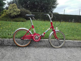 bici bh antigua de niño